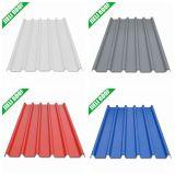 Self-Clean Lightweight Glazed Tile Plastic New Roof