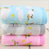 Custom Cotton Towel with Embroidered Logo (AQ-002)