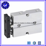 Standard Adjustable Stroke Double Action Double Shaft Pneumatic Air Cylinder