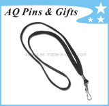 Simple Polyester Lanyards Without Logo