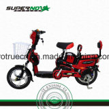 Red Electric Scooter Lead-Acid Battery