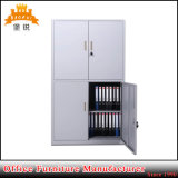 4 Door Compartment Metal File Storage Cabinet with Shelves