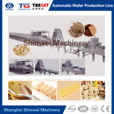 Labor Saving with Filled Wh39 Automatic Wafer Production Line