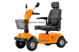 Eml46A Four Wheels Mobility Scooter with Hand Break and Alarm System
