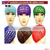 Work Cap Hair Accessories Crochet Hair Snood Hair Jewelry (P4077)