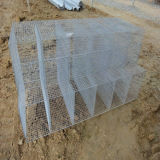 Galvanized or Stainless Steel Mink Cage (EMK-01)