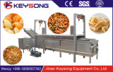 Frying Macaroni Pasta Pellets Machine and Fryer From Food Machine Manufacturer