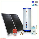Flat Plate Solar Water Heater System for Home