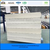 ISO, SGS Approved 50mm ~ 250mm Stainless Steel Pur Sandwich Panel for Cool Room/ Cold Room/ Freezer