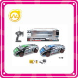 Funny Simulation 1: 10 5funtion Plastic Toy RC Car