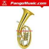 Bb Tone Brass Body Euphonium (Pango PMEP-1800)