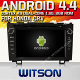 Witson Android 4.4 System Car DVD for Honda CRV (W2-A7034)