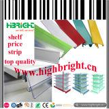 Supermarket Shelf Data Price Strip Label Holder