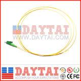 LC/APC Sm Simplex 0.9mm Fiber Optic Pigtail