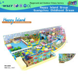 Indoor Playground Equipment with Soft Play (HD-8401)