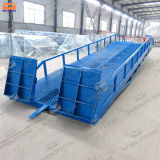 Container Power Hydraulic Mobile Container Loading Ramp