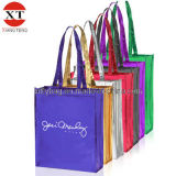 Shiny Laminated Tote Bags (FLY-FM038)