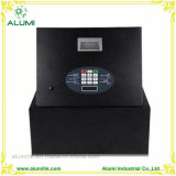 Hotel Electrical Top Open Room Safe Box with Large Lighted Keypad
