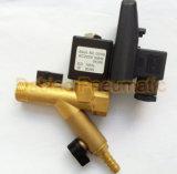 High Quality 1/2'' Compressor Auto Condensate Drain Digital Timer Valve Solenoid 24-230V
