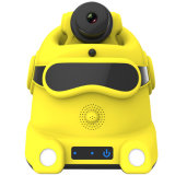 Security Surveillance Camera Monitoring Robot