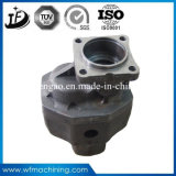 Cast Steel Precision Investment Casting Valve Housing Parts for Pump
