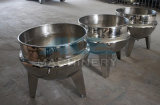 Electric Jacketed Kettle (Tilting) for Food (ACE-JCG-M7)