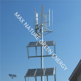 Small 1-10kw Vawt Wind Turbine (generator) for Wind Solar System