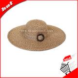 Floppy Paper Hat Paper Hat Straw Hat Big Brim Hat Sun Hat