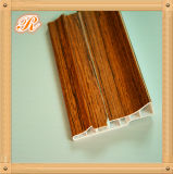 Wooden Design PVC Skirting Borard (PSF003)