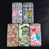 Cheap UV Printing Custom Design Mobile Phone Case for iPhone 6/Se/6plus (whatever models)