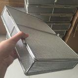 Stainless Steel Sterilization Medical Basket Filter