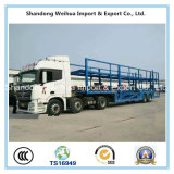 Semi Truck Trailer for Car Carrier and Car Transportation
