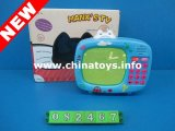 3D Light Promotional Music Television Toy with Animal Sound (082467)