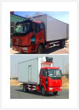 Good Performance Faw 4*2 Refrigerated Van 25cbm Truck for Sale