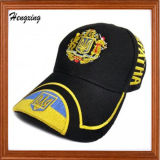 Fashion Embroidery 100% Cotton Baseball Sports Cap