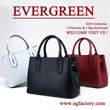 Promotion Ladies Leather Hand Bag Women Genuine Leather Hand Bags Lady Handbag for Wholesale Emg5223
