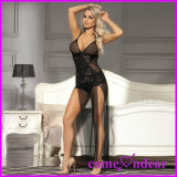 Wholesale High Quality Fashion Women Gown Sexy Lingerie