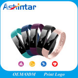 Bluetooth Fitness Tracker Waterproof Sport Pedometer Wristband Anti-Lost Smart Bracelet