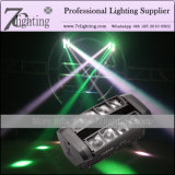 Super Mini Spider DJ Lighting 8 Beam Lighting Effect for Club Disco Party