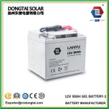 12V Deep Cycle Gel Battery 24ah Solar Use Maintenance Free