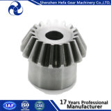 Straight Tooth Profile Bevel Gear Small Module Gear