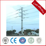 1400dan 14m Galvanized Power Pole