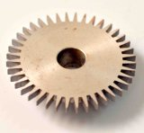 Laser Cutting Carbon Steel Spur Gear for Conveyror Chain