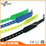 One Time Use NFC Disposable RFID Bracelet for Events