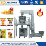 Automatic Small Potato Chips Pouch Packing Machine Price