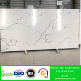 2017 Best Quality White Vein Artificial Quartz Stone Calacatta Slabs