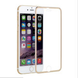 3D Curved Full Cover Titanium Alloy Mobile Phone Toughened Protective Film for iPhone 6/7/8/X