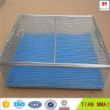 Stainless Steel Wire Mesh Filter Disinfection Basket