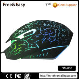 Cheapest Factory Direct Sell Adjustable Dpi Optical 6D Ergonomic Gaming Mouse
