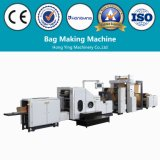 Paper Bag Making Machine with 2 Colors Inline